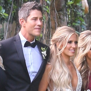 Arie Luyendyk Jr., Lauren Burnham, Wedding