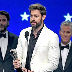 John Krasinski, 2019 Critics Choice Awards, Show