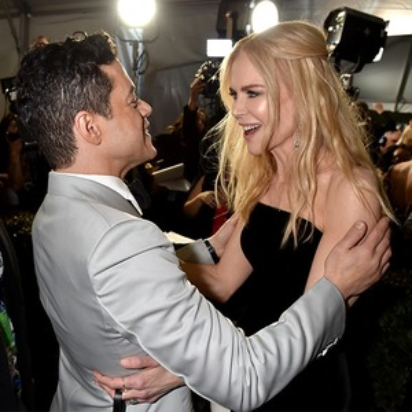 Rami Malek, Nicole Kidman