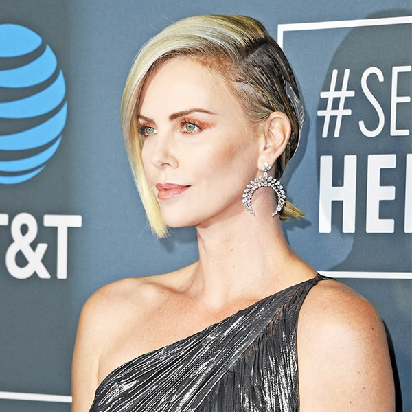 Best Beauty, Charlize Theron, 2019 Critics Choice Awards