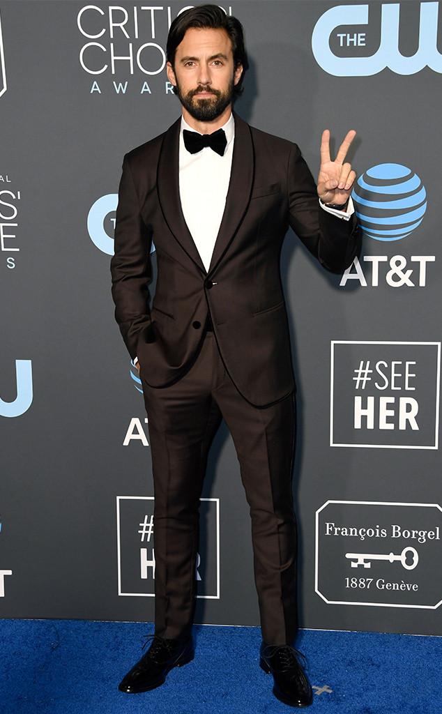 Milo Ventimiglia, 2019 Critics' Choice Awards
