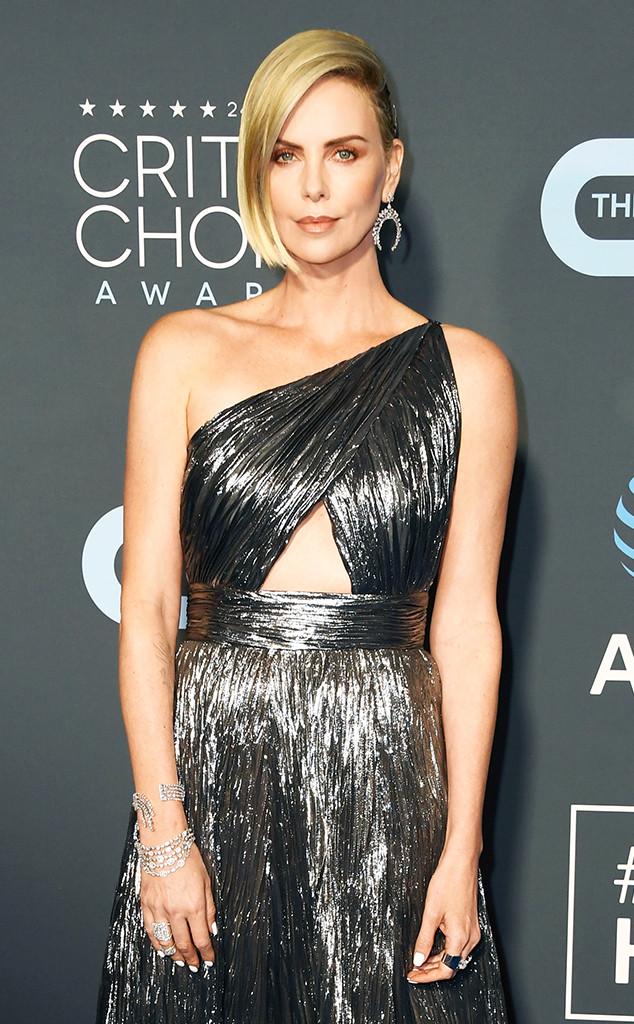 Charlize Theron, 2019 Critics Choice Awards