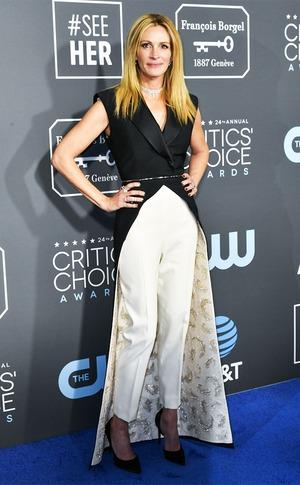 Julia Roberts, 2019 Critics Choice Awards