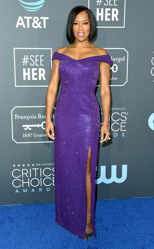 Regina King, 2019 Critics Choice Awards, Best Looks