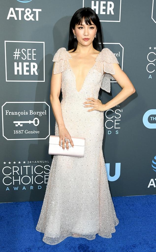Constance Wu, 2019 Critics Choice Awards