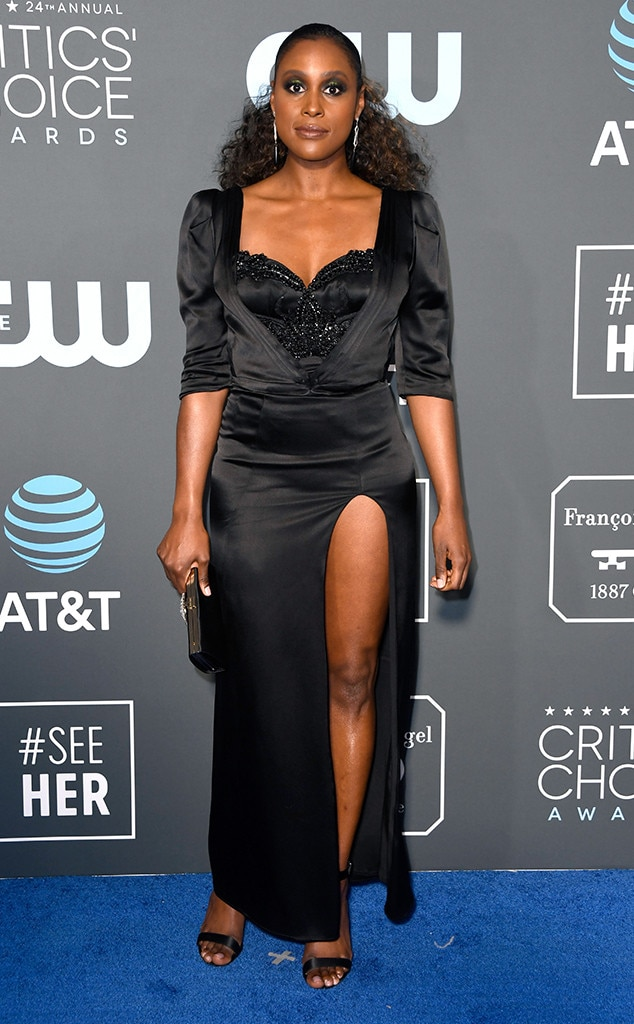 Issa Rae, 2019 Critics Choice Awards