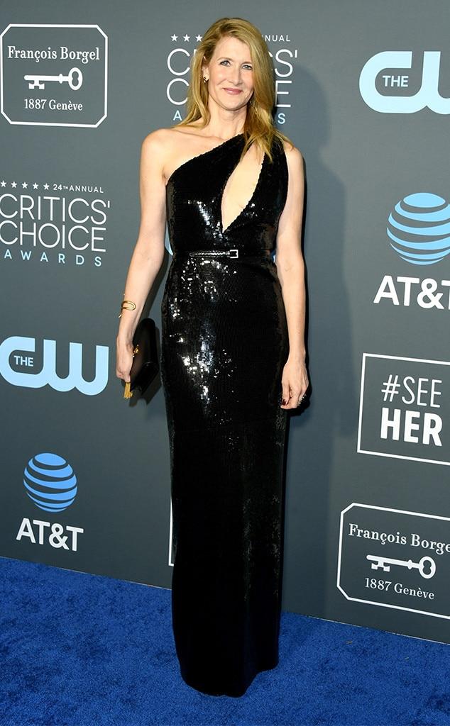 Laura Dern, 2019 Critics Choice Awards