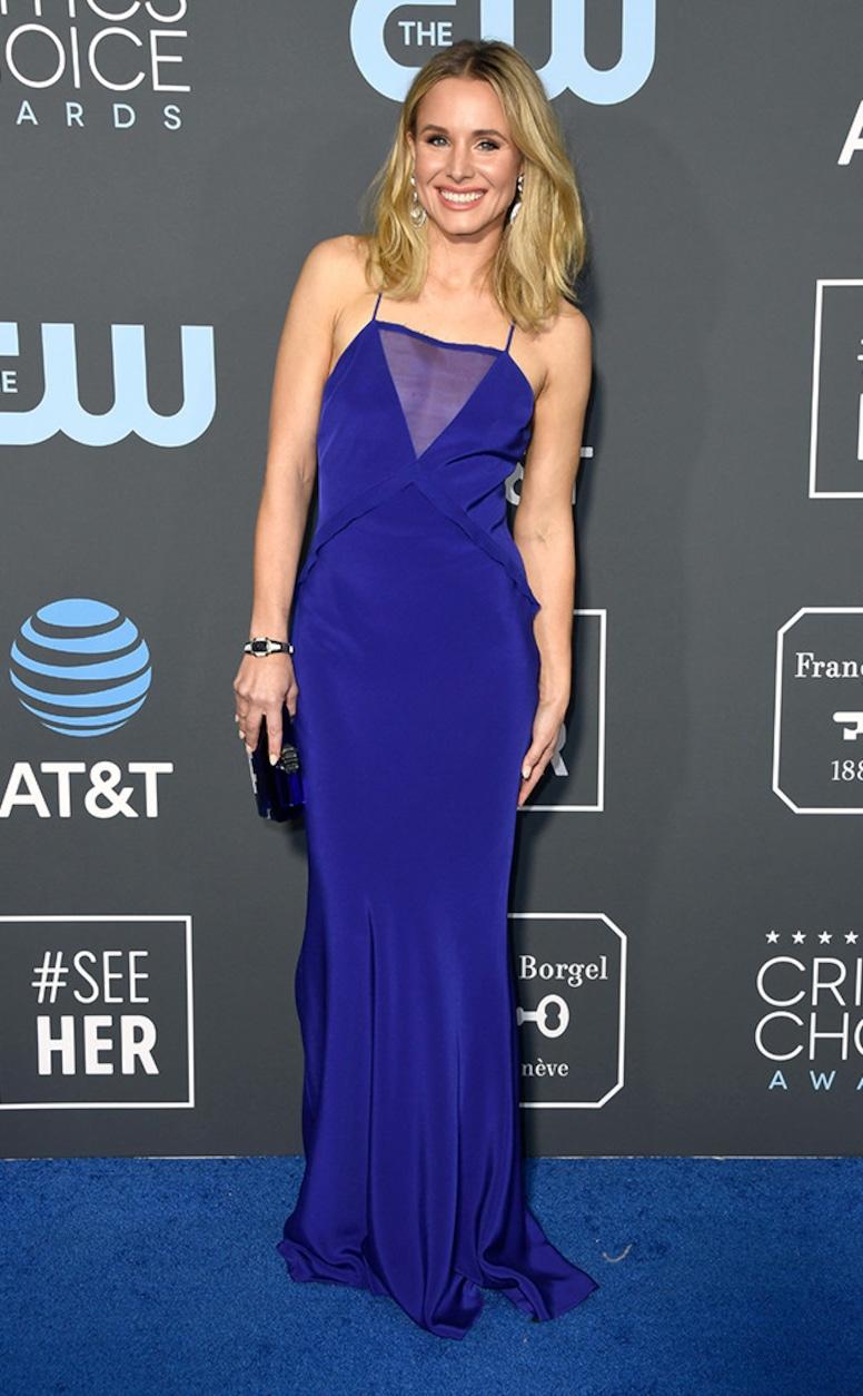 Kristen Bell, 2019 Critics Choice Awards