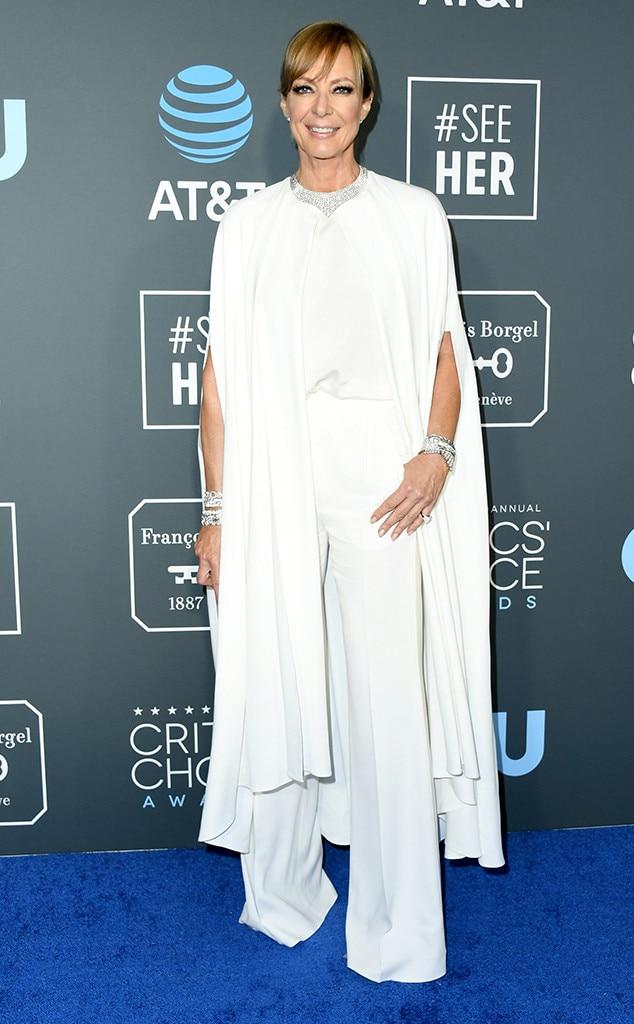 Allison Janney, 2019 Critics Choice Awards