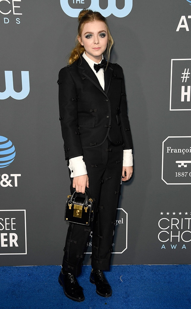 Elsie Fisher, 2019 Critics Choice Awards