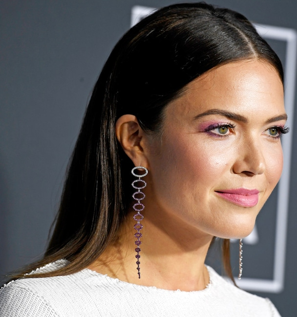 Best Beauty, Mandy Moore, 2019 Critics Choice Awards