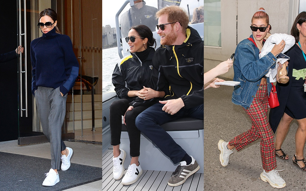10 Classic Sneakers That Celebrities Love