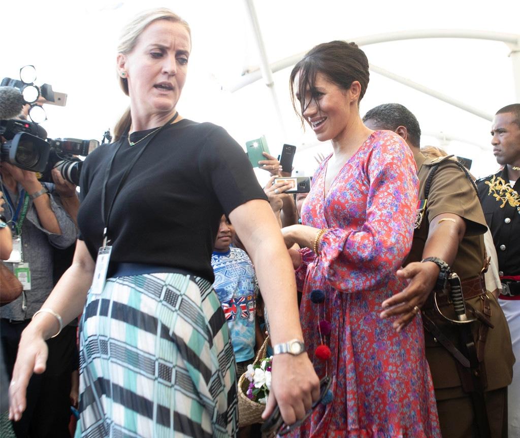 Meghan Markle, Duchess of Sussex, Bodyguard