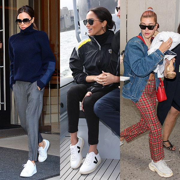 Classic Sneakers That Celebrities Love