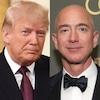 Donald Trump Mocks Jeff Bezos Over His Divorce