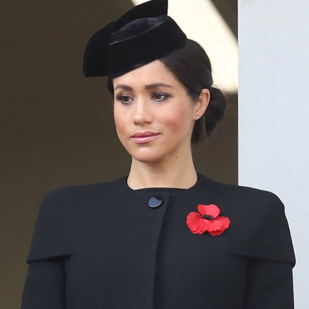 "Meghan Markle and Her Friends Felt ""Silenced"" By the Royal Family: Court Documents - E! NEWS thumbnail"