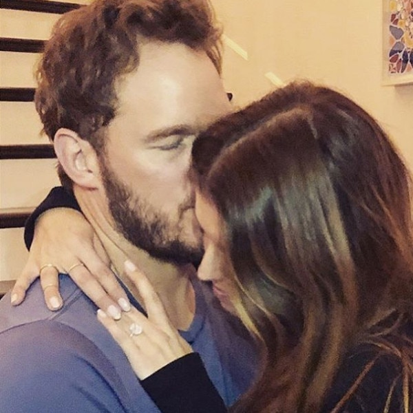 Chris Pratt & Katherine Schwarzenegger's Engagement -  There's been a few romantic proposals since Wendy was back in the purple chair. One couple that deserves some extra attention is the  Parks and Recreation  star and his  leading lady .