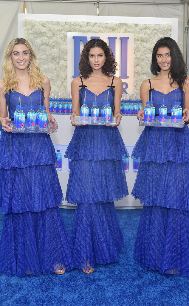 Fiji Water Girls, 2019 Critics Choice Awards