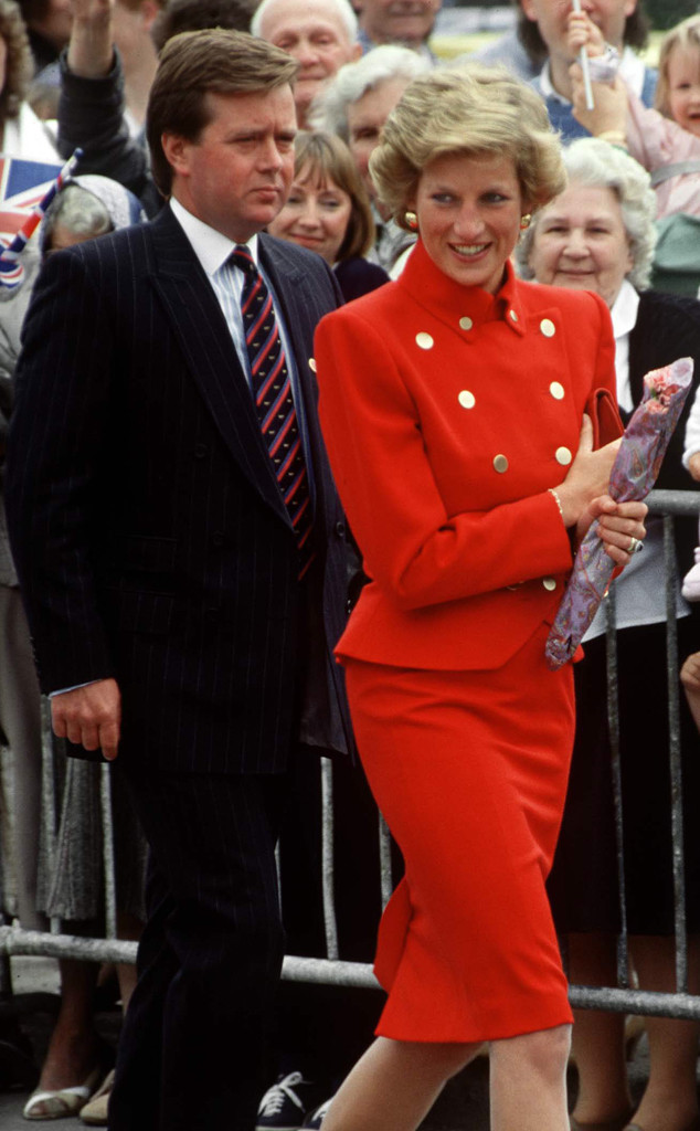 Princess Diana, Ken Wharfe