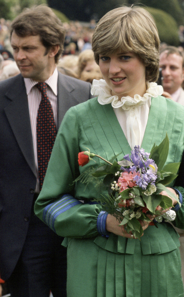 Princess Diana, Graham Smith