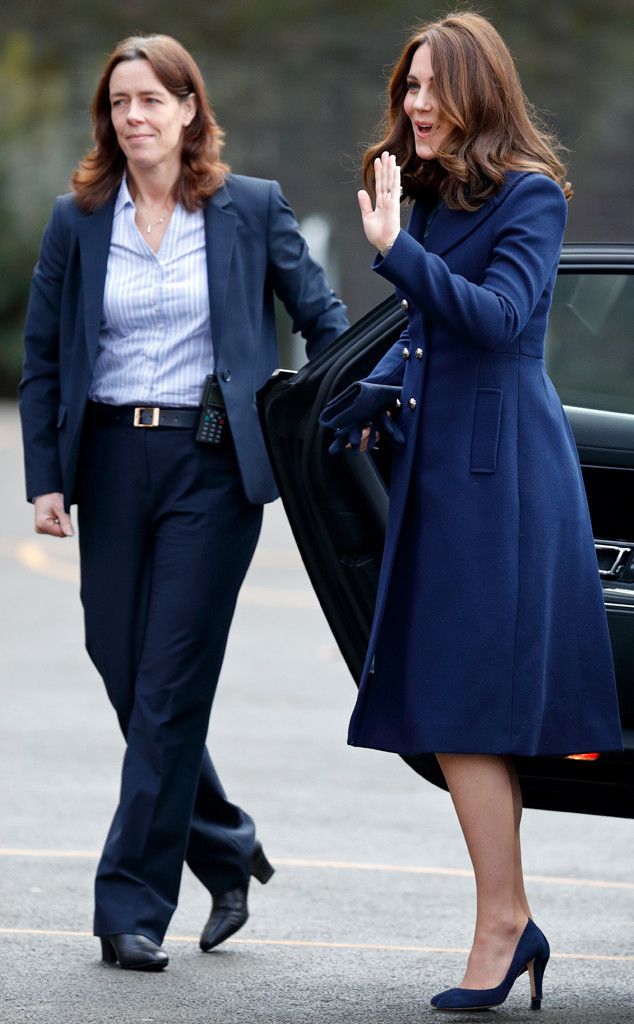 Kate Middleton, Emma Probert
