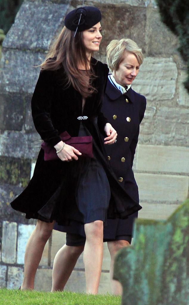 Kate Middleton, Karen Llewellyn, Royal Bodyguards