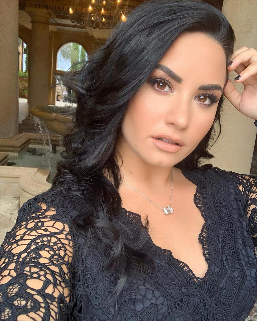 Demi Lovato And Selena Gomez 2019 Instagram