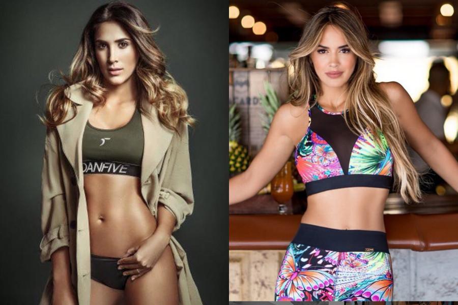 Daniela Ospina, Shannon de Lima
