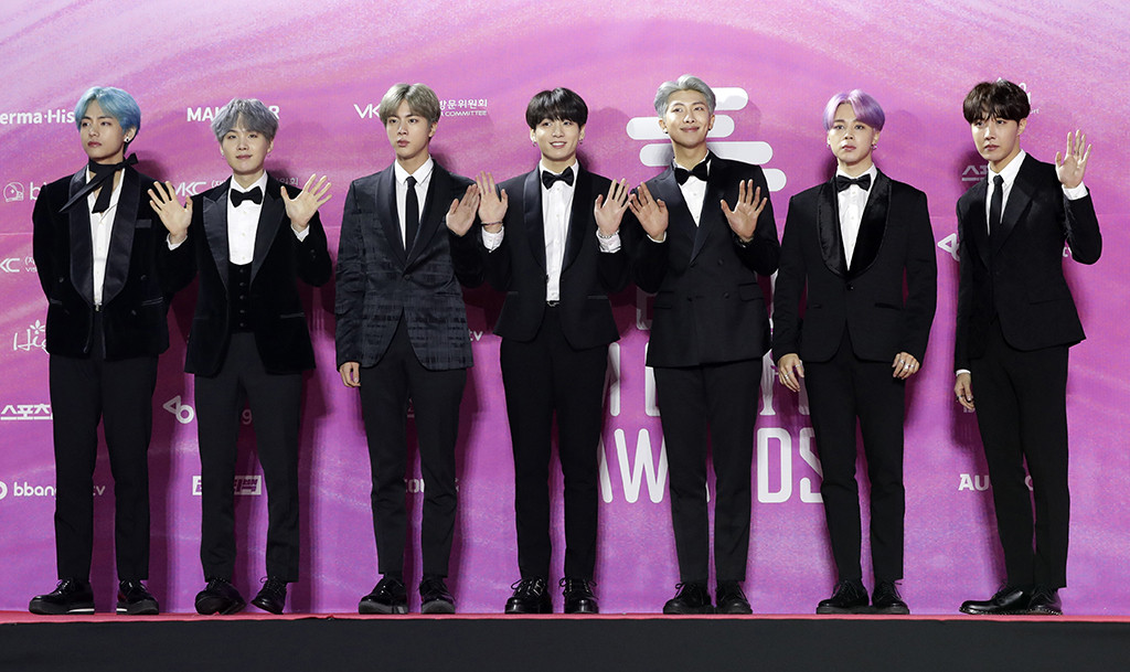 BTS, 2019 Seoul Music Awards