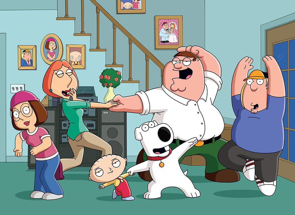 Family Guy Bs