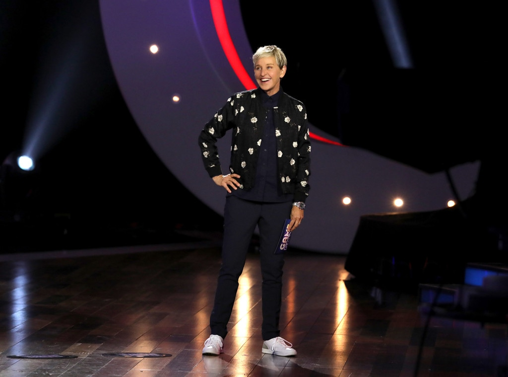 Ellen's Game of Games, Ellen DeGeneres