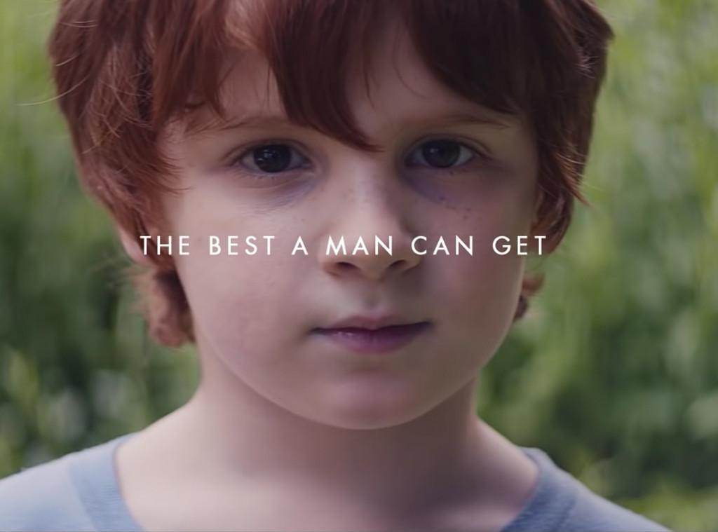 Gillette Commercial