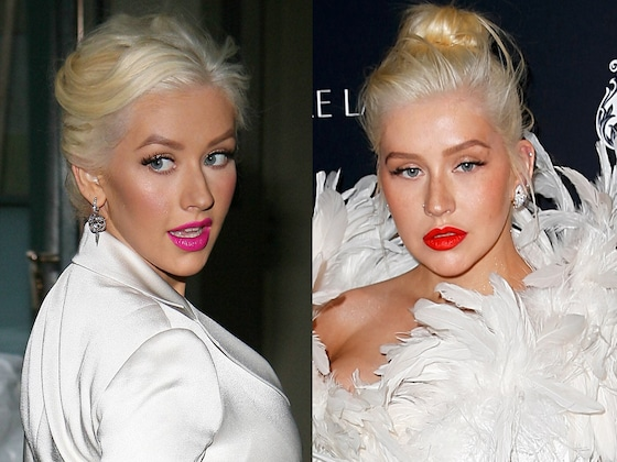 Hollywood Takes Over the #10YearChallenge: See Christina Aguilera, Reese Witherspoon and More