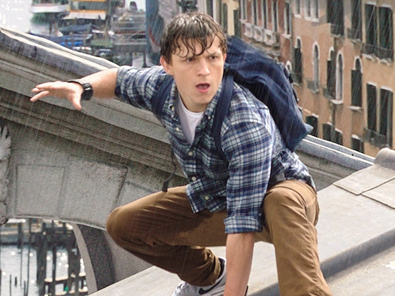 <i>Spider-Man: Far From Home</i> Trailer Shows New Look for Peter Parker