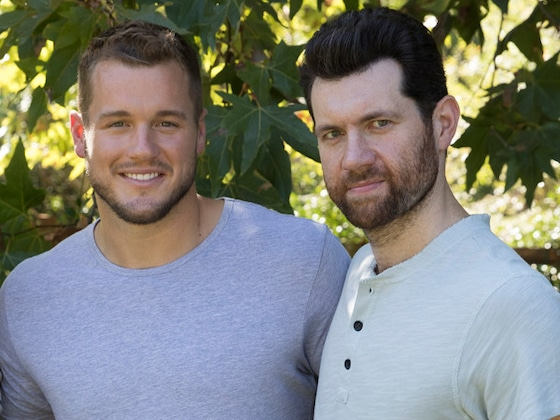 """Billy Eichner Jokes Colton Underwood Could Be the """"First Gay Bachelor"""""""
