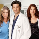 <i>Grey's Anatomy</i> Steamiest Love Triangles