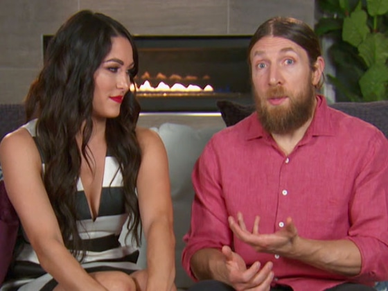 "Brie Bella Wants to Make Her ""Saggy Boobs Look Perky"" Again With Breast Implants: See Bryan's Reaction!"