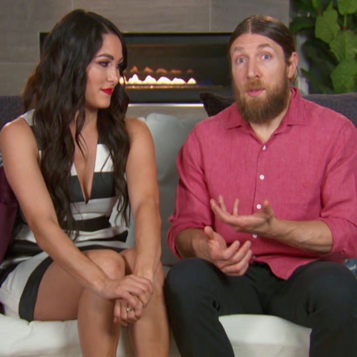 Brie Bella Wants to Make Her Saggy Boobs Look Perky Again With Breast  Implants: See Bryan's Reaction! | E! News