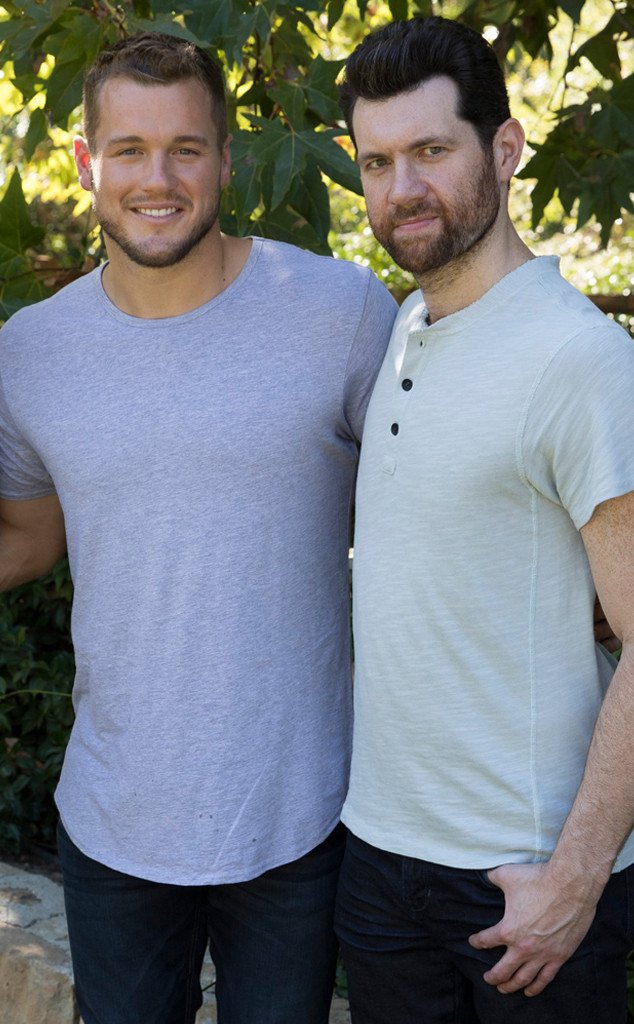 Colton Underwood, Billy Eichner