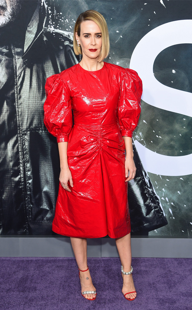 Sarah Paulson, Glass premiere