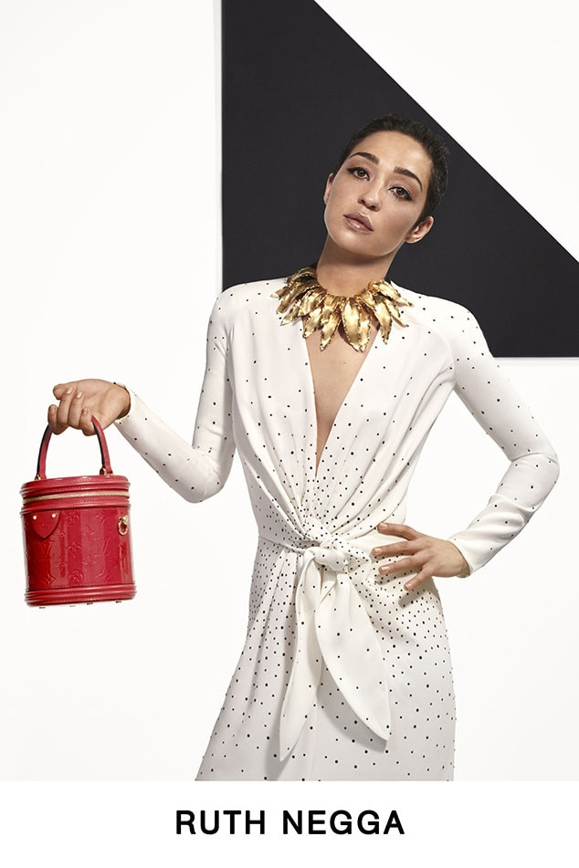 Ruth Negga -  The Oscar nominee can rock this look on the runway or red carpet.