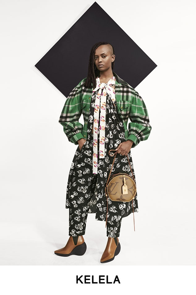 Kelela -  We're green with envy over this look.