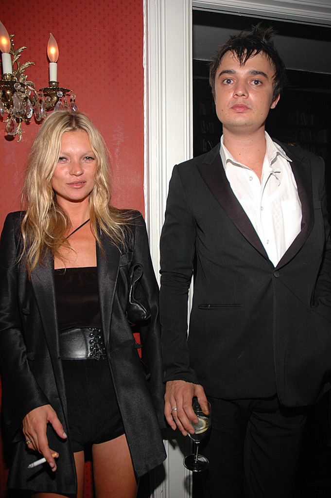 Kate Moss, Pete Doherty, 2005