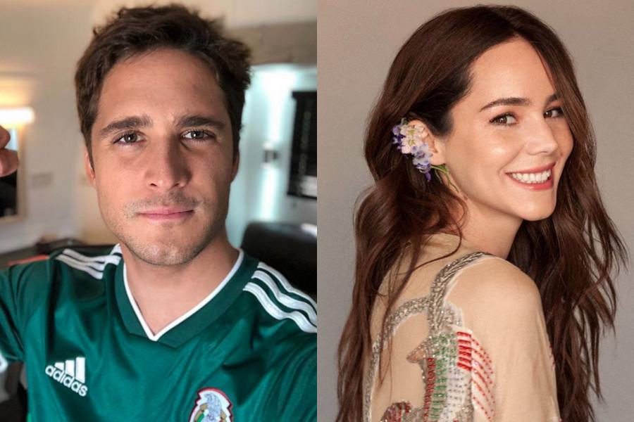 Diego Boneta, Camila Sodi