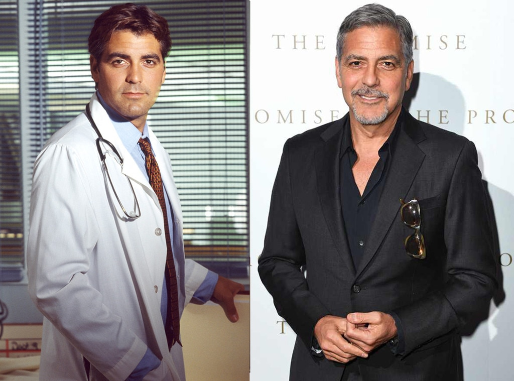 George Clooney, ER: Where Are They Now