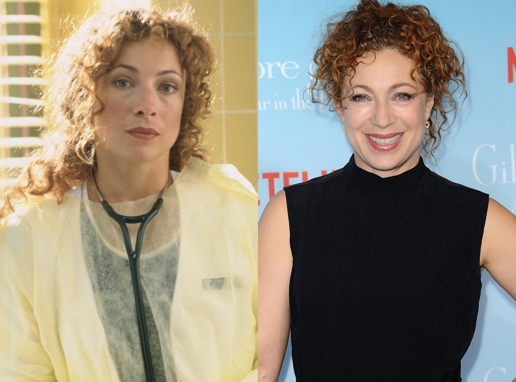Alex Kingston blue bloods
