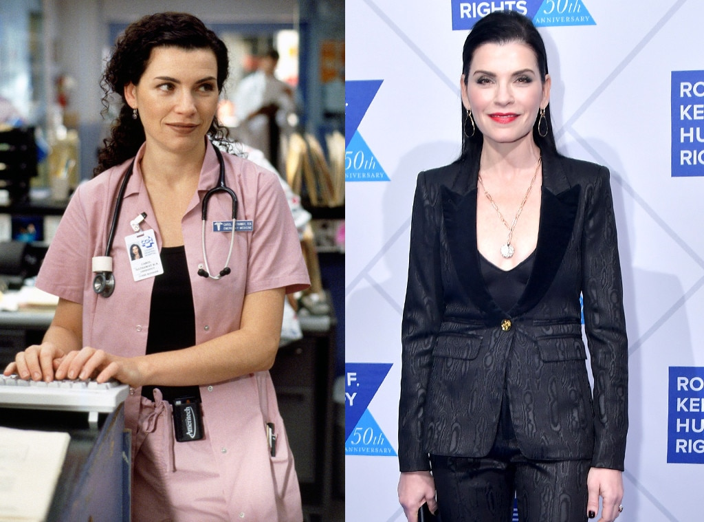 ER: Where Are They Now, Julianna Margulies