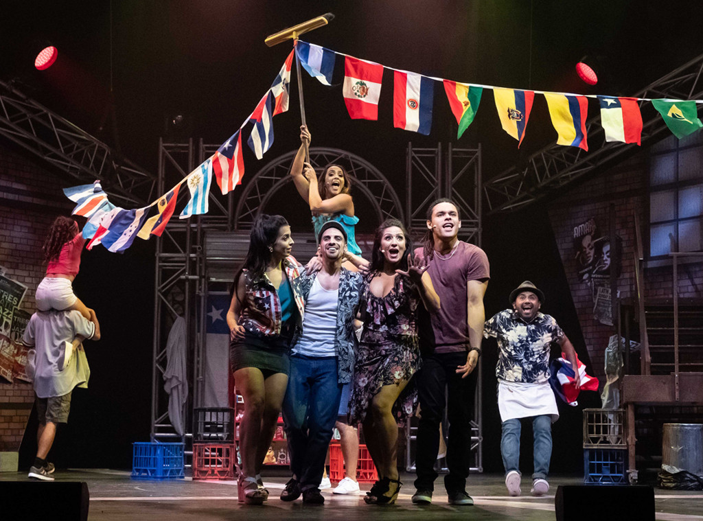 In the Heights, Sydney Opera House