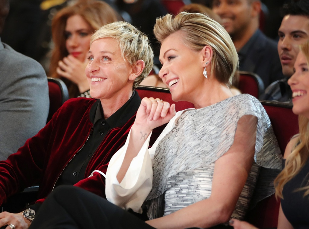 Ellen DeGeneres & Portia de Rossi's Mansion Was Burglarized While They Were Home