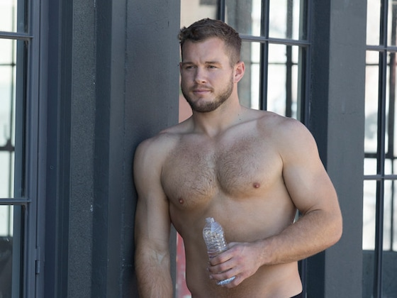 Why Is Colton Underwood Always Showering on <i>The Bachelor</i>?